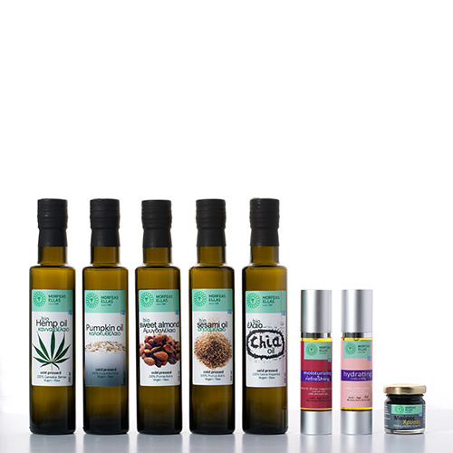 Beneficial extraction table oils of 27 degrees from fresh seeds!